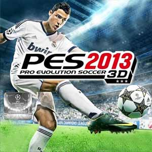 Buy Pro Evolution Soccer 2013 3D Nintendo 3DS Download Code Compare Prices