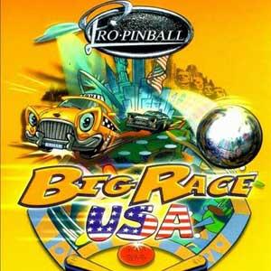 Pro Pinball Big Race USA Digital Download Price Comparison