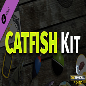 Professional Fishing Catfish Kit