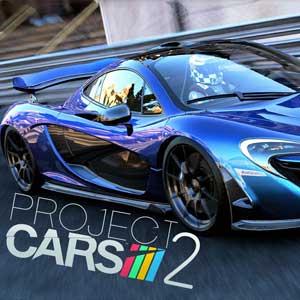 Project CARS 2 PS4 Code Price Comparison