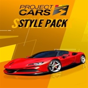Project CARS 3 Style Pack