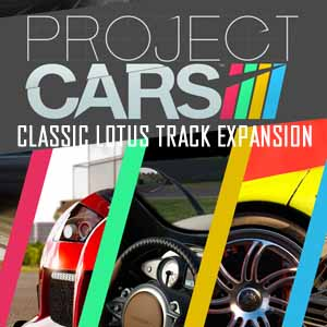 Project CARS Classic Lotus Track Expansion