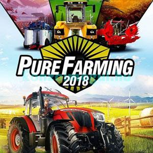 Pure Farming 2018 Xbox One Code Price Comparison