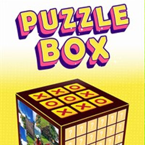 Puzzle Box Tic-Tac-Toe, Memory Game, Sliding puzzle Digital Download Price Comparison
