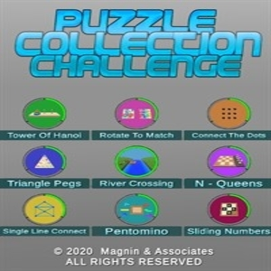Puzzle Collection Challenge