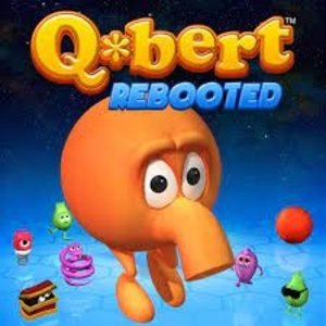 QBert Rebooted Ps4 Price Comparison