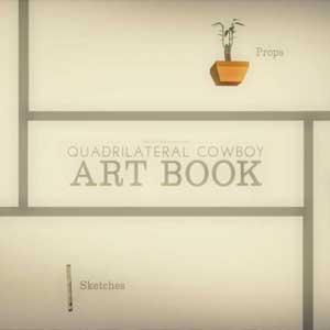 Quadrilateral Cowboy Art Book Digital Download Price Comparison