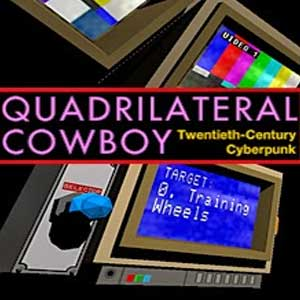 Quadrilateral Cowboy Digital Download Price Comparison