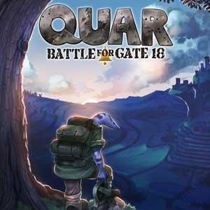 Quar Battle for Gate 18