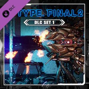R-Type Final 2 DLC Set 1