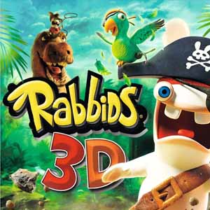 Buy Rabbids 3D Nintendo 3DS Download Code Compare Prices