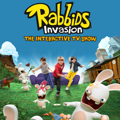Rabbids Invasion Die Interaktive TV Show Xbox one Code Price Comparison