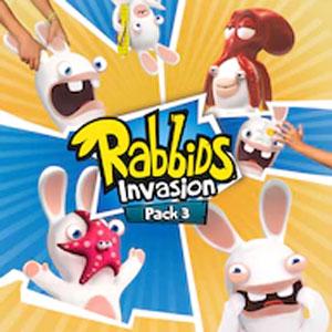 RABBIDS INVASION PACK 3 SEASON ONE