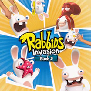 RABBIDS INVASION PACK 5 SEASON ONE