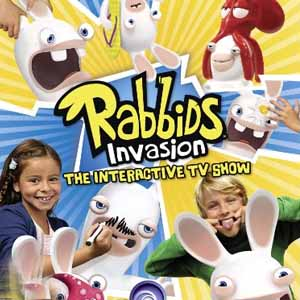 Rabbids Invasion The Interative TV Show Ps4 Code Price Comparison
