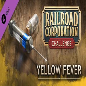 Railroad Corporation Yellow Fever DLC