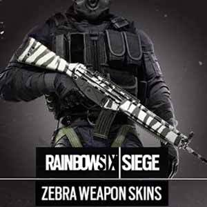 Rainbow Six Siege Zebra Weapon Skin Digital Download Price Comparison