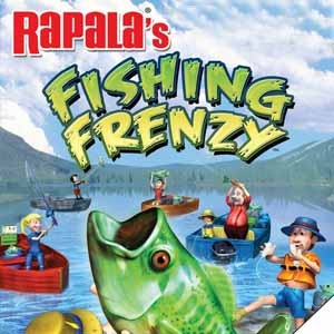 Rapalas Fishing Frenzy XBox 360 Code Price Comparison
