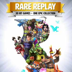 Rare Replay Xbox One Code Price Comparison