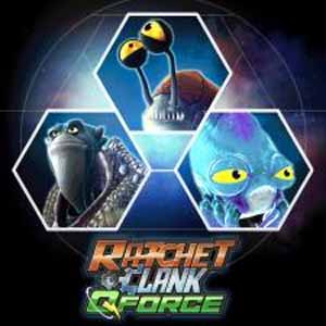 Ratchet and Clank Q-Force PS3 Code Price Comparison