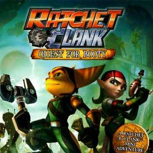Ratchet and Clank Quest For Booty PS3 Code Price Comparison