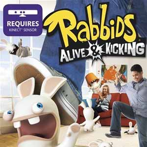 Raving Rabbids Alive and Kicking XBox 360 Code Price Comparison