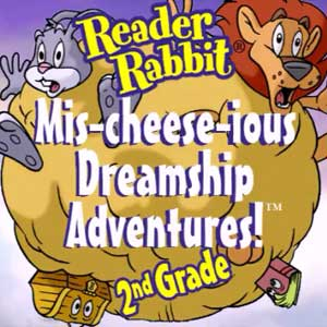 Reader Rabbit 2nd Grade Mis-Cheese-ious Adventures