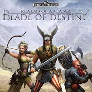 Realms of Arkania Blade of Destiny Xbox One Code Price Comparison