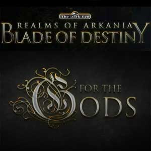 Realms of Arkania Blade of Destiny For the Gods Digital Download Price Comparison