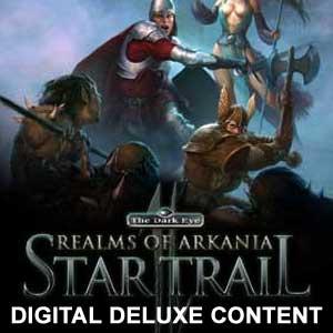 Realms of Arkania Startrail Digital Deluxe Content Digital Download Price Comparison