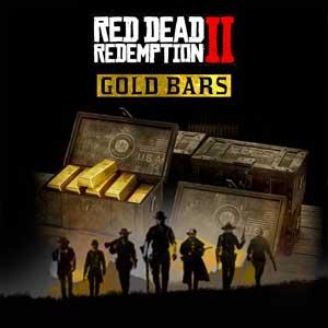 RED DEAD REDEMPTION 2 Gold Bars Xbox One Digital & Box Price Comparison