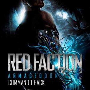 Red Faction Armageddon Commando Pack Digital Download Price Comparison