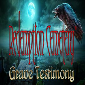 Redemption Cemetery Grave Testimony
