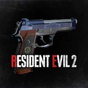 Resident Evil 2 Deluxe Weapon Samurai Edge Jill Model