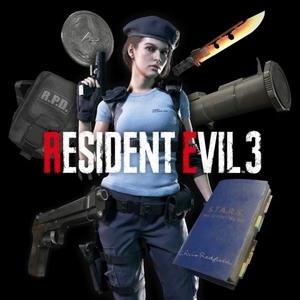 RESIDENT EVIL 3 All In-game Rewards Unlock Digital Download Price Comparison