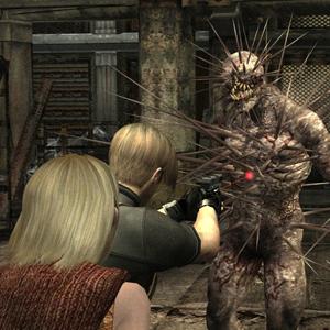 Resident Evil 4 HD Battle