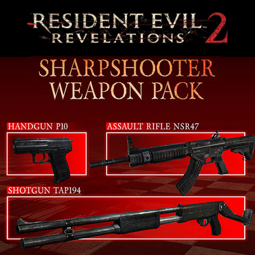 Resident Evil Revelations 2 Sharpshooter Weapon Pack Ps4 Code Price Comparison