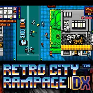 Retro City Rampage DX Nintendo 3DS Digital & Box Price Comparison