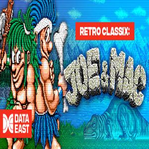 Retro Classix Joe & Mac Caveman Ninja