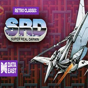 Retro Classix SRD Super Real Darwin