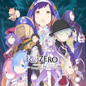 ReZERO Starting Life in Another World The Prophecy of the Throne Digital Download Price Comparison