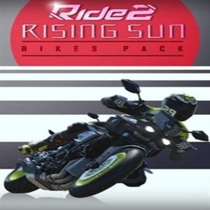Ride 2 Rising Sun Bikes Pack