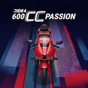 RIDE 4 600cc Passion