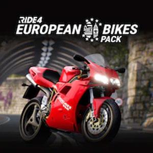 RIDE 4 European Bikes Pack