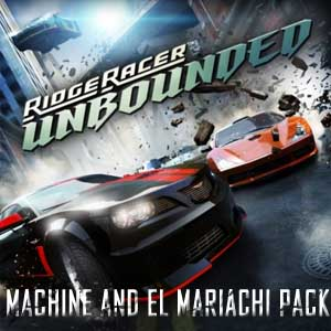 Ridge Racer Unbounded Machine and El Mariachi Pack Digital Download Price Comparison