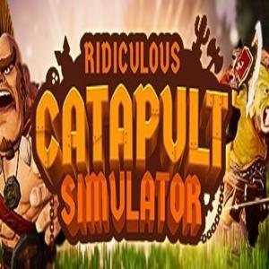 Ridiculous Catapult Simulator