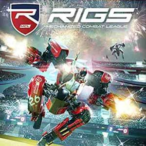 RIGS Mechanized Combat League Ps4 Code Price Comparison