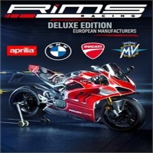 RiMS Racing European Manufacturers Deluxe Ps4 Price Comparison