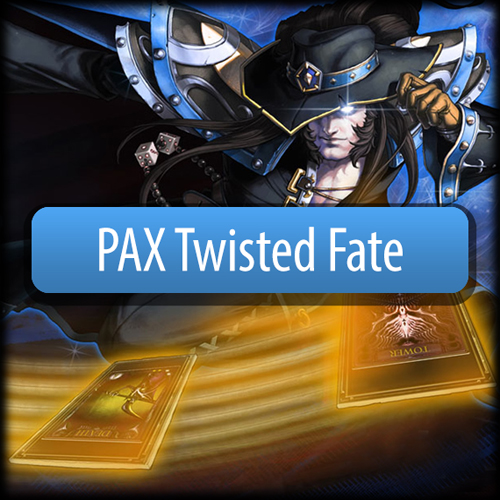 Riot Pax Twisted Fate League Of Legends Skin Gamecard Code Price Comparison