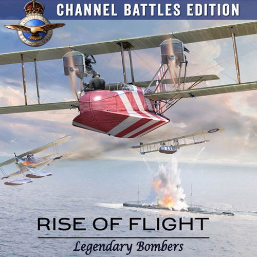 Rise of Flight Channel Battles Edition Legendary Bombers Digital Download Price Comparison